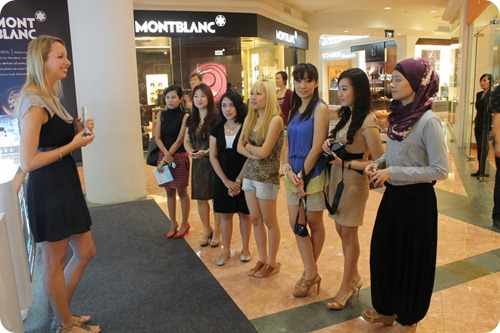 talika and beauty bloggers