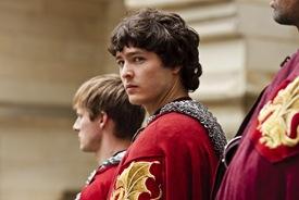 Alexander Vlahos is Mordred