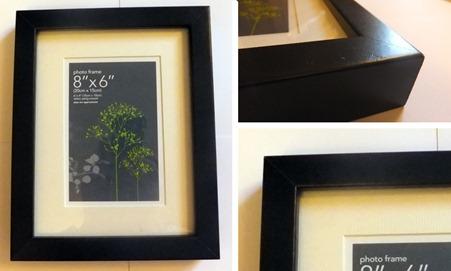 small black frame