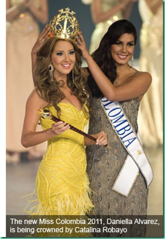 COLOMBIA-MISS COLOMBIA-CONTEST