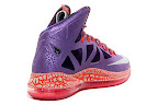 nike lebron 10 gr allstar galaxy 3 05 Release Reminder: Nike LeBron X All Star Limited Edition