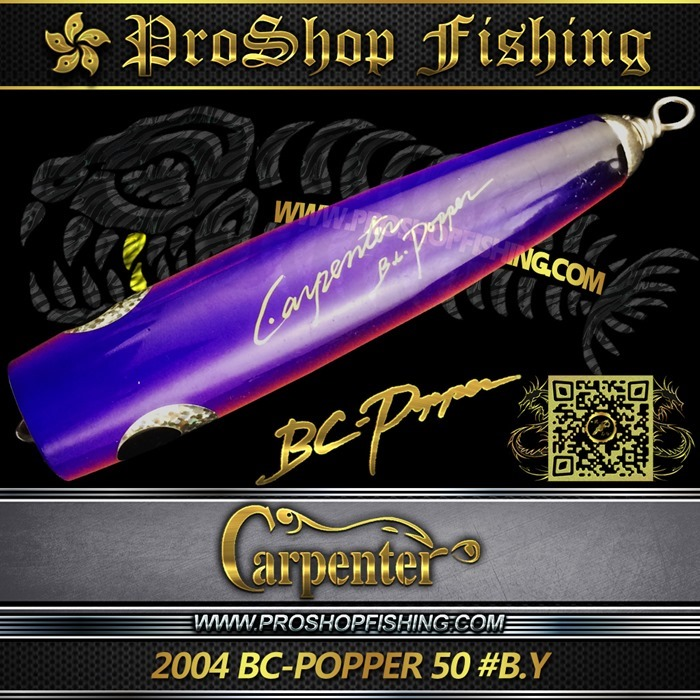 carpenter 2004 BC-POPPER 50 #B.Y.2