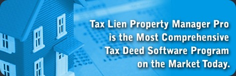 Property Tax Manager Software