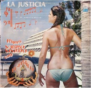 La justicia ritmo sabrosisimo 1 1