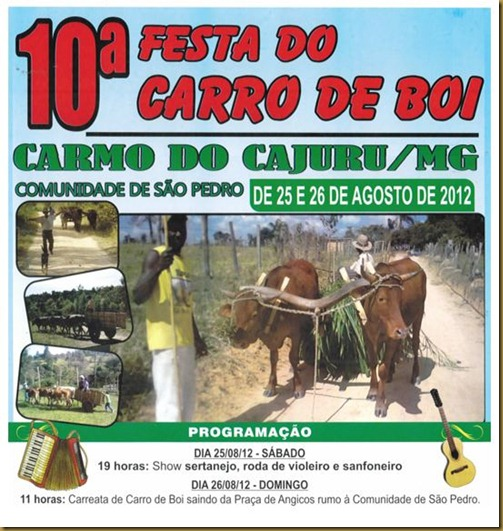10 festa do carro de boi