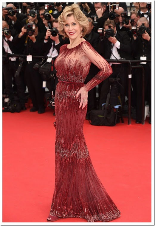 jane fonda cannes 2014