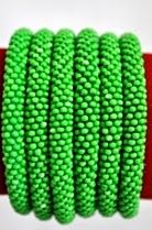 rollover bracelets light green
