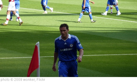 'Frank Lampard' photo (c) 2009, wonker - license: http://creativecommons.org/licenses/by/2.0/