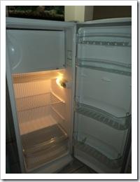 luz de geladeira