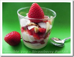 Strawberryparfait
