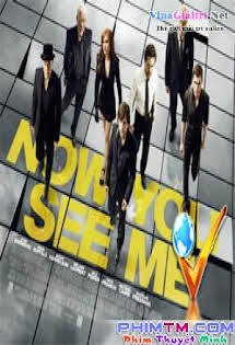 Phi Vụ Thế Kỷ - Now You See Me