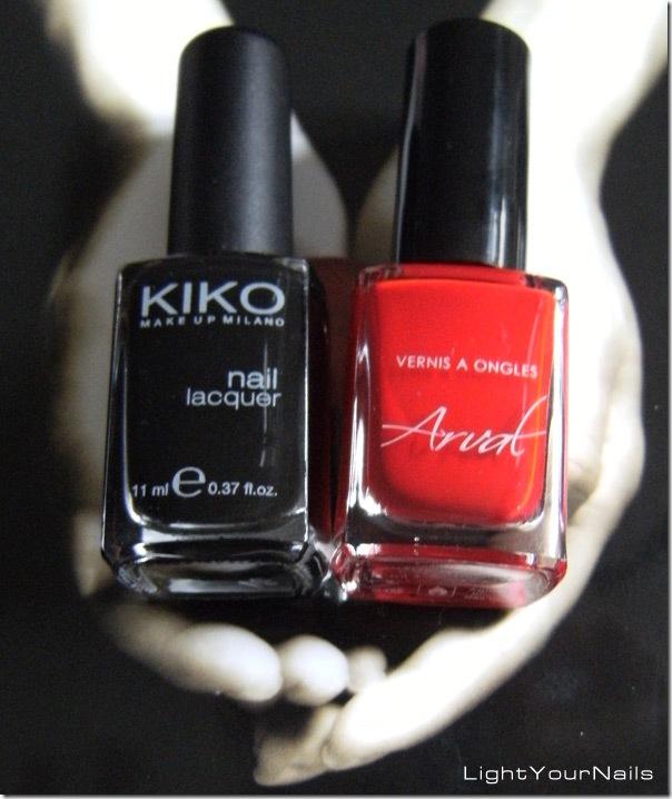 Kiko #275 + Arval #07