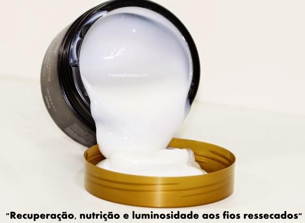 máscara de nutrição lofficer, Power hydrating lofficer