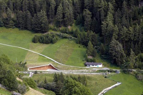 Hidroelétrica subterrânea 02