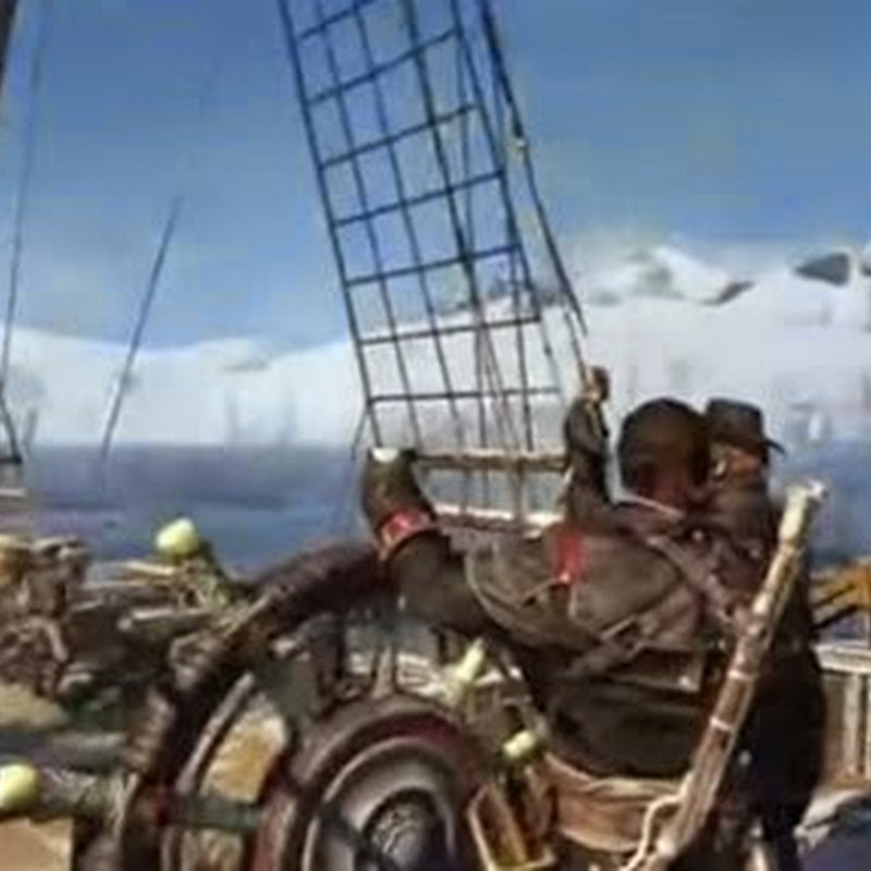 Assassin's Creed Rogue sieht wie ein eisiges Black Flag aus