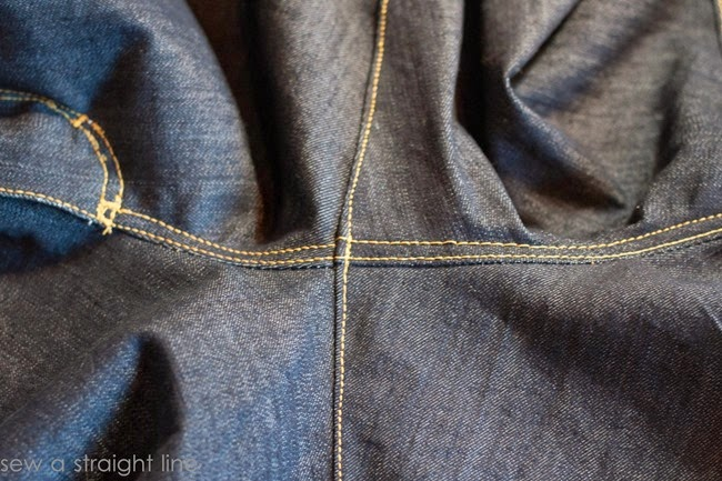 zipper fly jeans sew along sew a straight line-43
