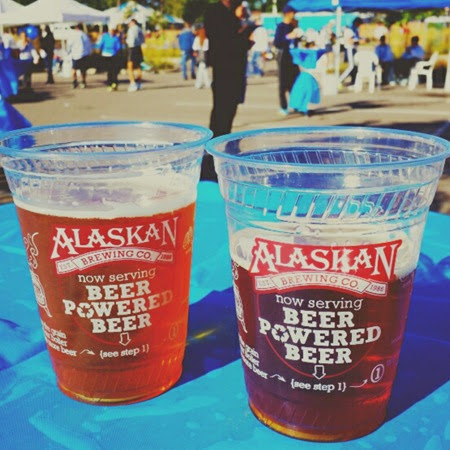 Blue Shoe_Alaskan Brewery