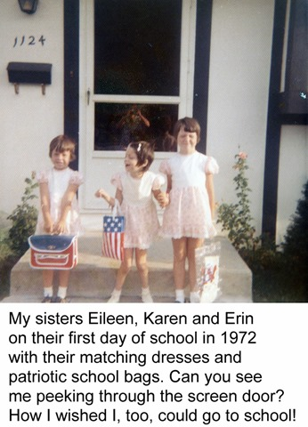 web1972first day of school
