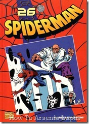 P00027 - Coleccionable Spiderman #26 (de 50)