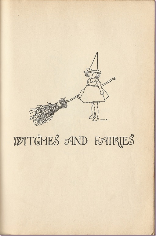 witches&fairies