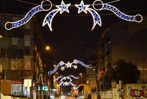 Glória Ishizaka - Luzes de Natal 2013 - Porto  12  Rua de Oliveira Monteiro