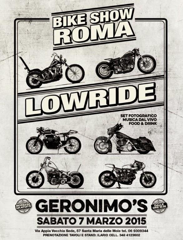 Geronimos Bike Show