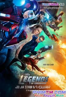 Huyền Thoại Ngày Mai :phần 1 - Legends Of Tomorrow Season 1