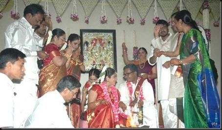Director Selvaraghavan Geethanjali Marriage Wedding Photos