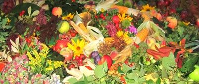 Mandala der Fülle - Herbst-Tag-und-Nacht-Gleiche