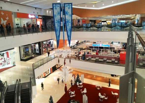 REVIEW IOI CITY MALL, PUTRAJAYA
