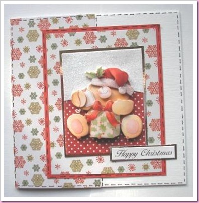Forever Friends Christmas Card 2