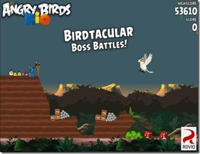 Angry Bird Rio Crack