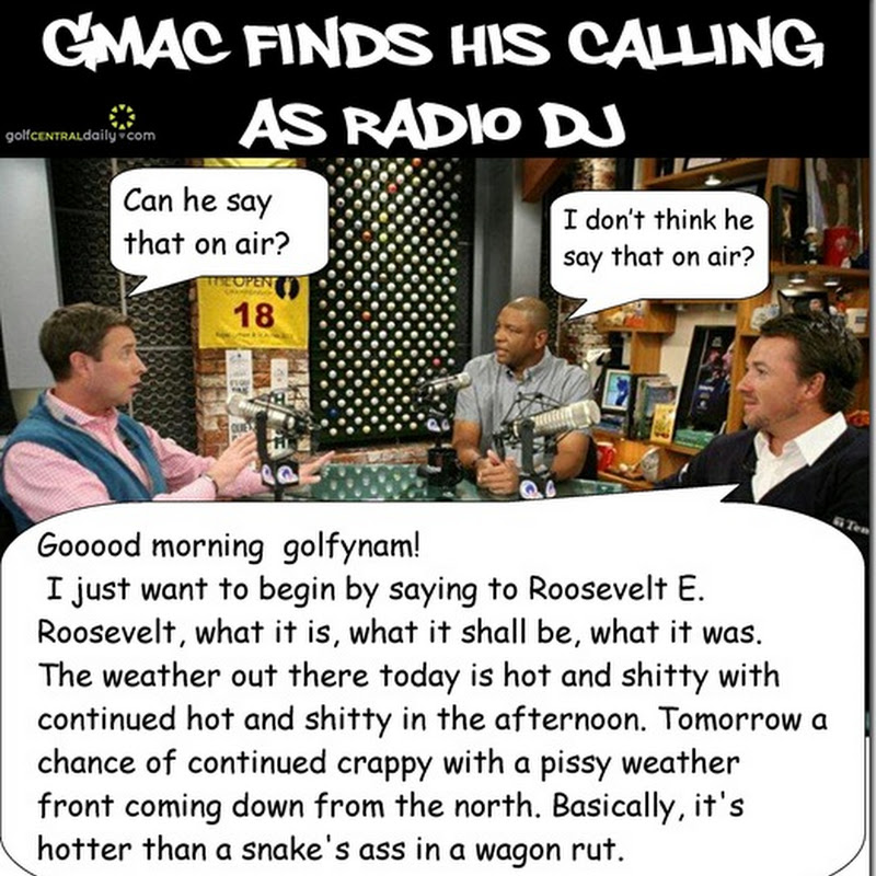 GMac Recreates Good Morning Vietnam on Radio Show