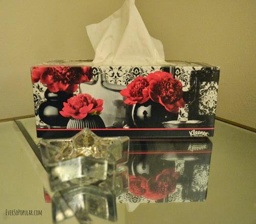 kleenex style tissues