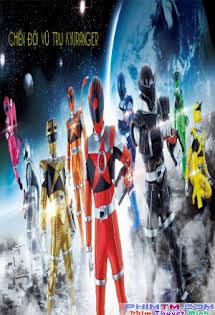 Chiến Đội Vũ Trụ Kyuranger - Uchu Sentai Kyuranger