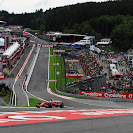 HD Wallpapers 2008 Formula 1 Grand Prix of Belgium