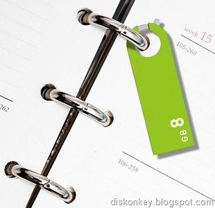 Clasp USB flash drive 2