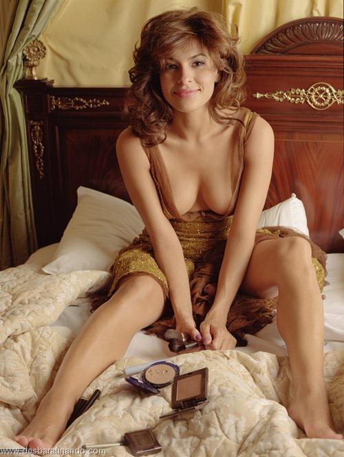 eva mendes linda sensual sexy sedutora photoshoot desbaratinando  (92)