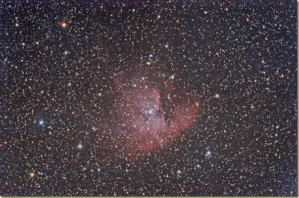 27 Sept PacMan NGC 281