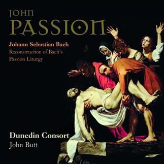 Johann Sebastian Bach: JOHANNES-PASSION [Linn CKD 419]