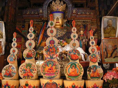 Tibet: Gyantse monastery