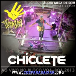 CD Chiclete Com Banana - Bloco Voa-Voa (2013), Baixar Cds, Download, Cds Completos