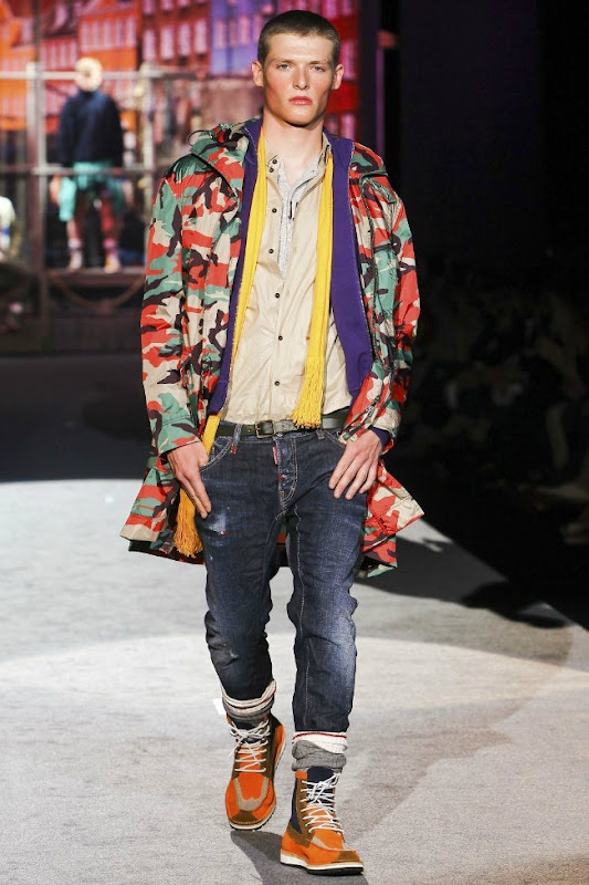 Milan Fashion Week Primavera 2012 - Dsquared² (31)
