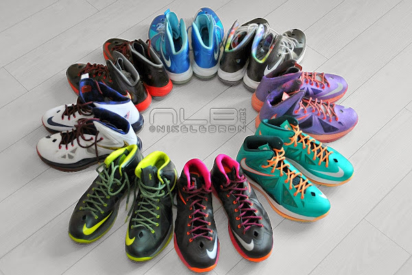 Happy Birthday LeBron Nike LeBron X Appreciation Post