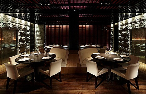 Chinois at Resorts World Sentosa Susur Lee  BEST RESTAURANTS BARS Palate Dining Programme American Express Singapore