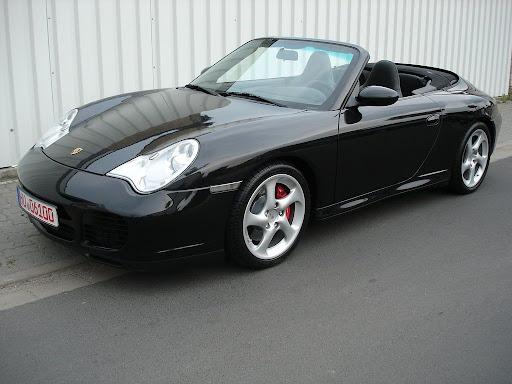 12004 Porsche 911 4s Cabrio