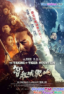 Đấu Trí Núi Uy Hổ - The Taking Of Tiger Mountain Tập 1080p Full HD