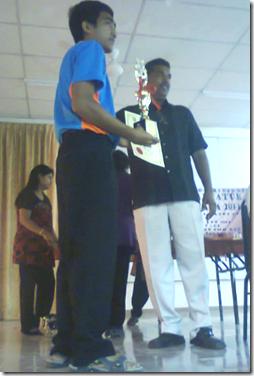 Muhd Nor Hilmi Mazlan, U-18 Champion