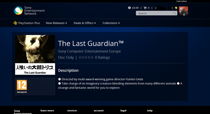 The_Last_Guardian_PlayStation_store