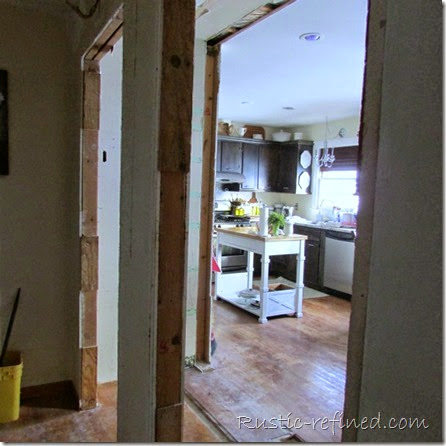 Demoing Kitchen Pantry–Part 2